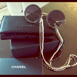 4039685e42 CHANEL Accessories - CHANEL Triple Chain Sunglasses - 2019 Collection
